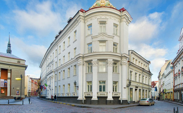 My City Hotel, Tallin, Russia
